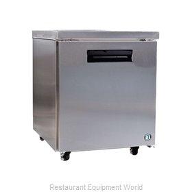 Hoshizaki CRMR27 Refrigerator, Undercounter, Reach-In