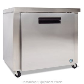 Hoshizaki CRMR36-01 Refrigerator, Undercounter, Reach-In
