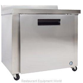 Hoshizaki CRMR36-W01 Refrigerated Counter, Work Top