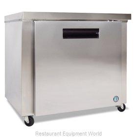 Hoshizaki CRMR36 Refrigerator, Undercounter, Reach-In