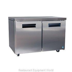 Hoshizaki CRMR48-01 Refrigerator, Undercounter, Reach-In