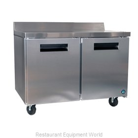 Hoshizaki CRMR48-W Refrigerated Counter Work Top