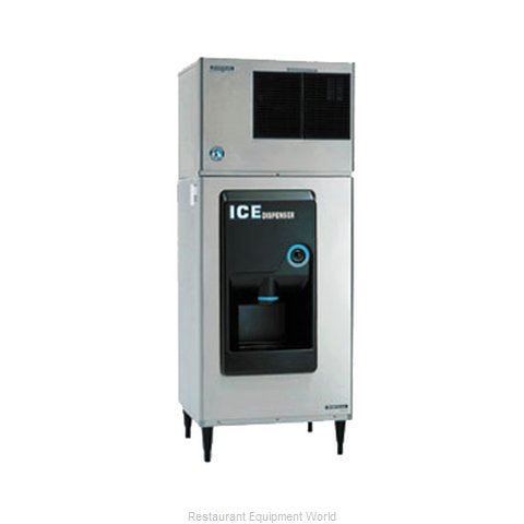 Hoshizaki DB-200H Ice Dispenser (Magnified)