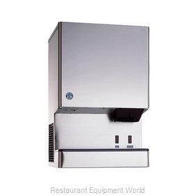 Hoshizaki DCM-300BAH-OS Ice Maker Dispenser, Nugget-Style