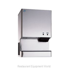 Hoshizaki DCM-300BAH Ice Maker Dispenser, Nugget-Style