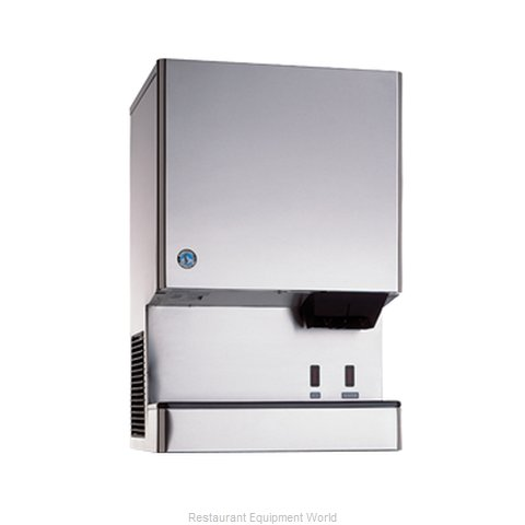 Hoshizaki DCM-500BWH-OS Ice Maker Dispenser, Nugget-Style