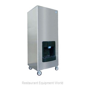 Hoshizaki DKM-500BWH Ice Maker Dispenser, Cube-Style