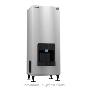 Hoshizaki DKM-500BWJ Ice Maker Dispenser, Cube-Style