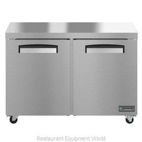 Hoshizaki EUF48A Freezer, Undercounter, Reach-In