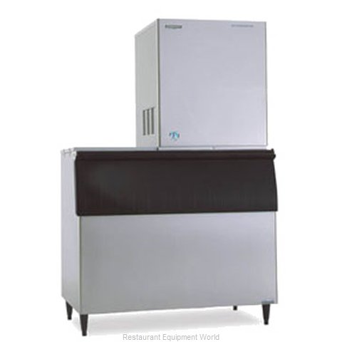 Hoshizaki F-2000MRH-C Ice Maker Nugget Compressed