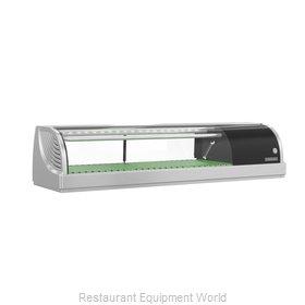 Hoshizaki HNC-120BA-R-SL Display Case, Refrigerated Sushi