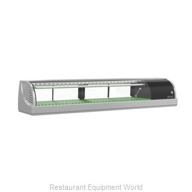Hoshizaki HNC-150BA-R-SL Display Case, Refrigerated Sushi