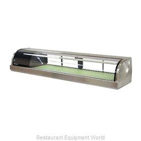 Hoshizaki HNC-180BA-L-SL Display Case, Refrigerated Sushi