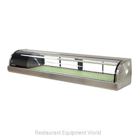 Hoshizaki HNC-210BA-L-SL Display Case, Refrigerated Sushi
