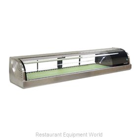 Hoshizaki HNC-210BA-R-S Display Case, Refrigerated Sushi