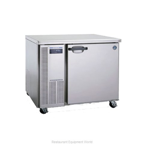 Hoshizaki HUF40A Reach-In Undercounter Freezer 1 section