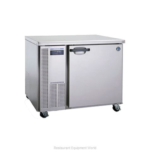 Hoshizaki HUR40A Reach-in Undercounter Refrigerator 1 section