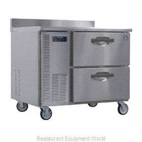 Hoshizaki HWR40A-D Refrigerated Counter Work Top
