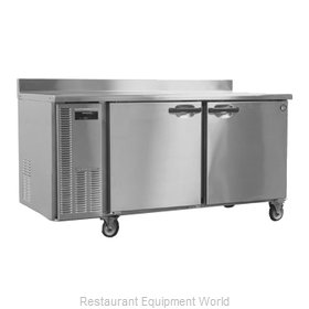 Hoshizaki HWR68A Refrigerated Counter Work Top