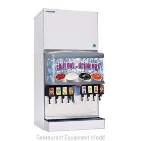 Hoshizaki KMD-460MAH Ice Maker, Cube-Style