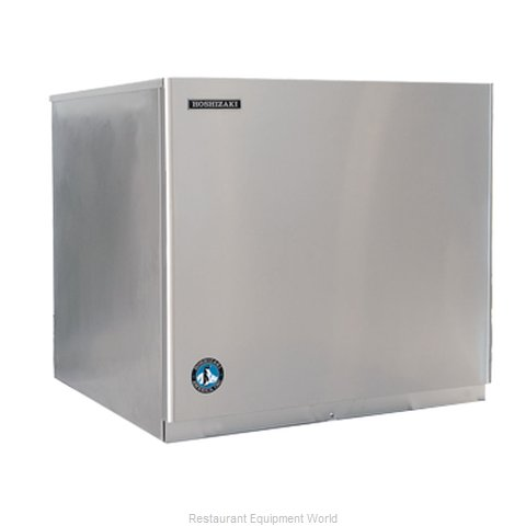 Hoshizaki KMD-850MWH Ice Maker, Cube-Style (Magnified)