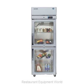 Hoshizaki PTR1SSE-HGHS Pass-Thru Refrigerator 1 section