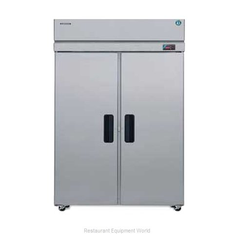Hoshizaki PTR2SSE-FSFS Pass-Thru Refrigerator 2 sections (Magnified)