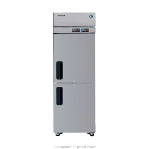 Hoshizaki RFH1-SSB-HS Reach-In Dual Temp Cabinet self-contained