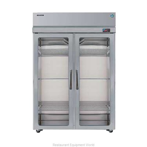 Hoshizaki RH2-SSE-FG Reach-in Refrigerator 2 sections (Magnified)