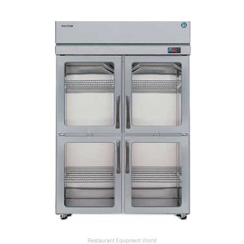 Hoshizaki RH2-SSE-HG Reach-in Refrigerator 2 sections