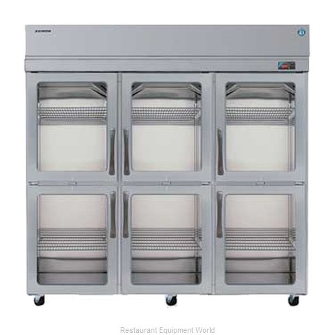 Hoshizaki RH3-SSB-HG Reach-in Refrigerator 3 sections