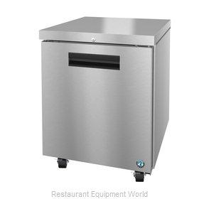 Hoshizaki UF27A Freezer, Undercounter, Reach-In