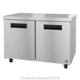 Hoshizaki UF48A Freezer, Undercounter, Reach-In