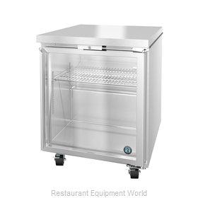 Hoshizaki UR27A-GLP01 Refrigerator, Undercounter, Reach-In