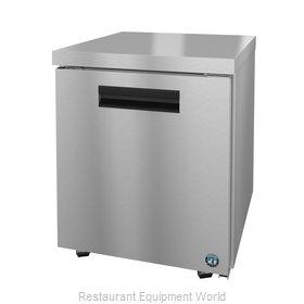 Hoshizaki UR27B-LP Refrigerator, Undercounter, Reach-In