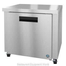 Hoshizaki UR36A Refrigerator, Undercounter, Reach-In