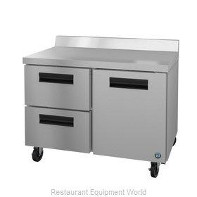 Hoshizaki WR48A-D2 Refrigerator, Undercounter, Reach-In