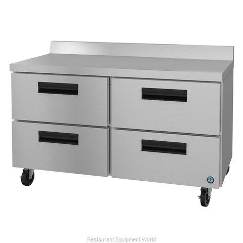 Hoshizaki WR48A-D4 Refrigerator, Undercounter, Reach-In