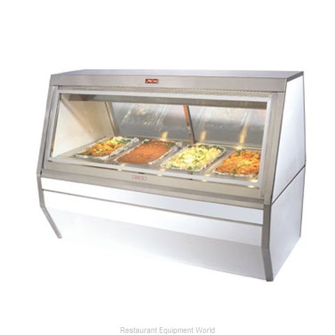 Howard McCray CHS35-4 Display Case Heated Display (Magnified)