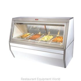 Howard McCray CHS35-8 Display Case, Heated Deli, Floor Model