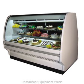 Howard McCray D-CBS40E-8C-LS Display Case, Non-Refrigerated Bakery