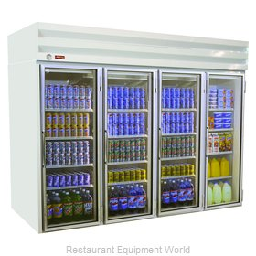 Howard McCray GF102-FF-LED Freezer, Merchandiser