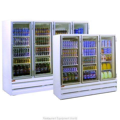 Howard McCray GF102BM-FF-LED Freezer, Merchandiser