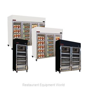 Howard McCray GF48-IC-LED Freezer, Merchandiser