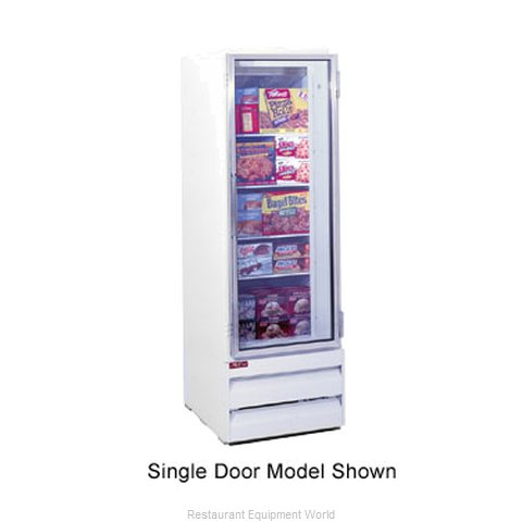 Howard McCray GF48BM-B Freezer, Merchandiser
