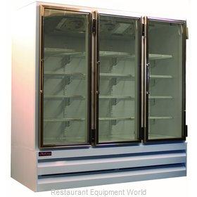 Howard McCray GF65BM-FF Freezer, Merchandiser