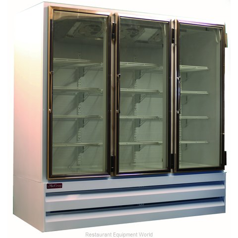 Howard McCray GF65BM-LT Freezer, Merchandiser