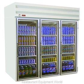 Howard McCray GF75-LT-B Freezer, Merchandiser