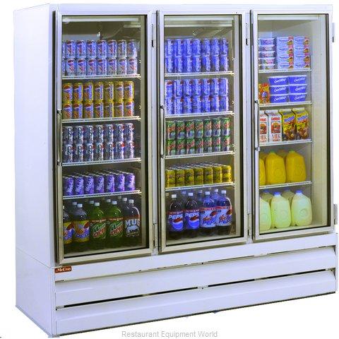 Howard McCray GF75BM-FF-B Freezer, Merchandiser