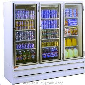 Howard McCray GF75BM-LT Freezer, Merchandiser